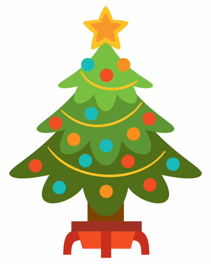 Free Christmas Border Clipart