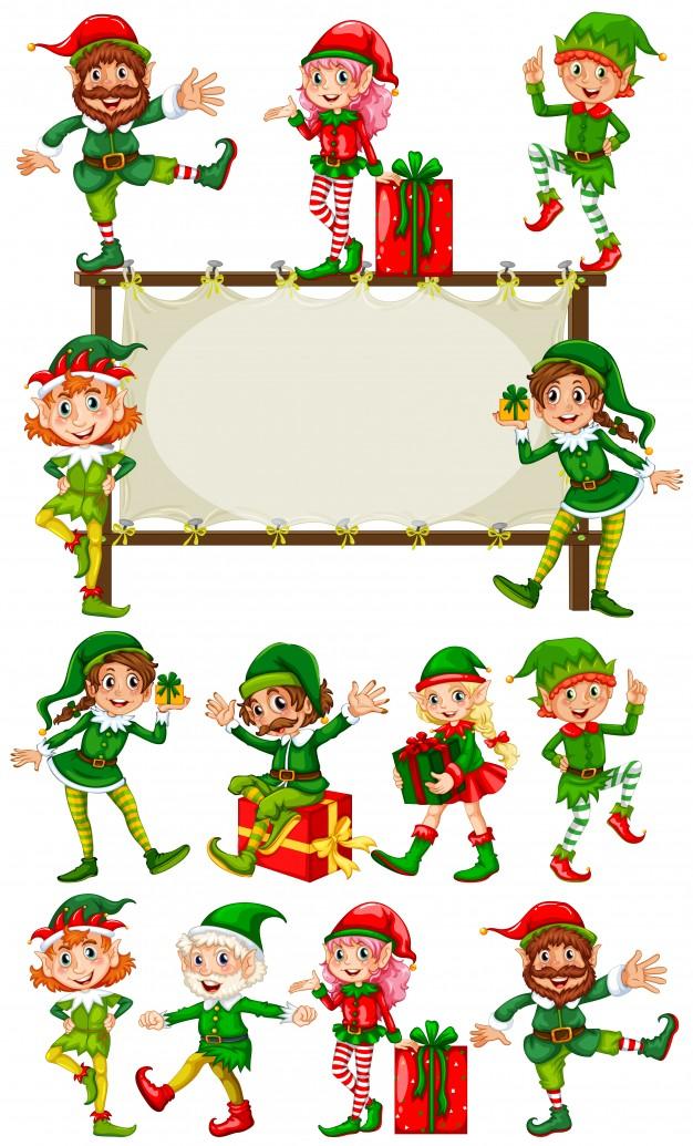free christmas border template - Black.dgfitness.co