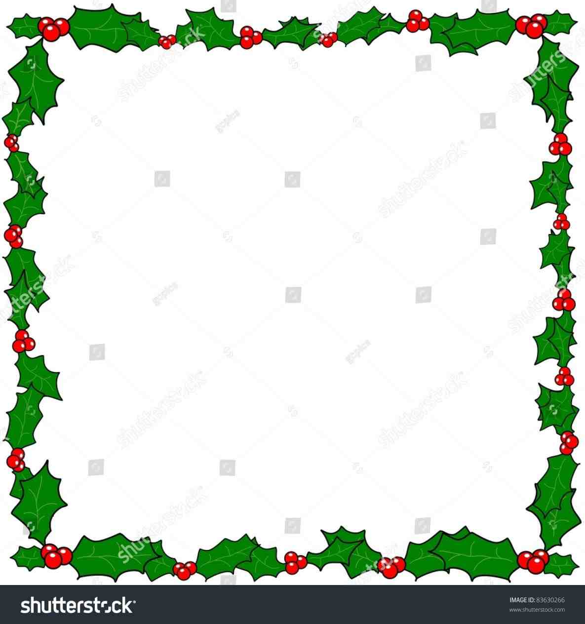 free christmas clipart borders printable free download best free