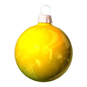 300x300 Orange Clipart Christmas Ornaments