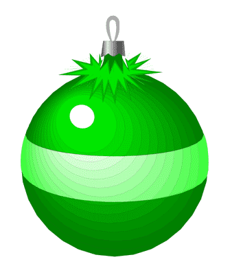 335x400 Ornaments Clipart Christmas Clip Art Ornament