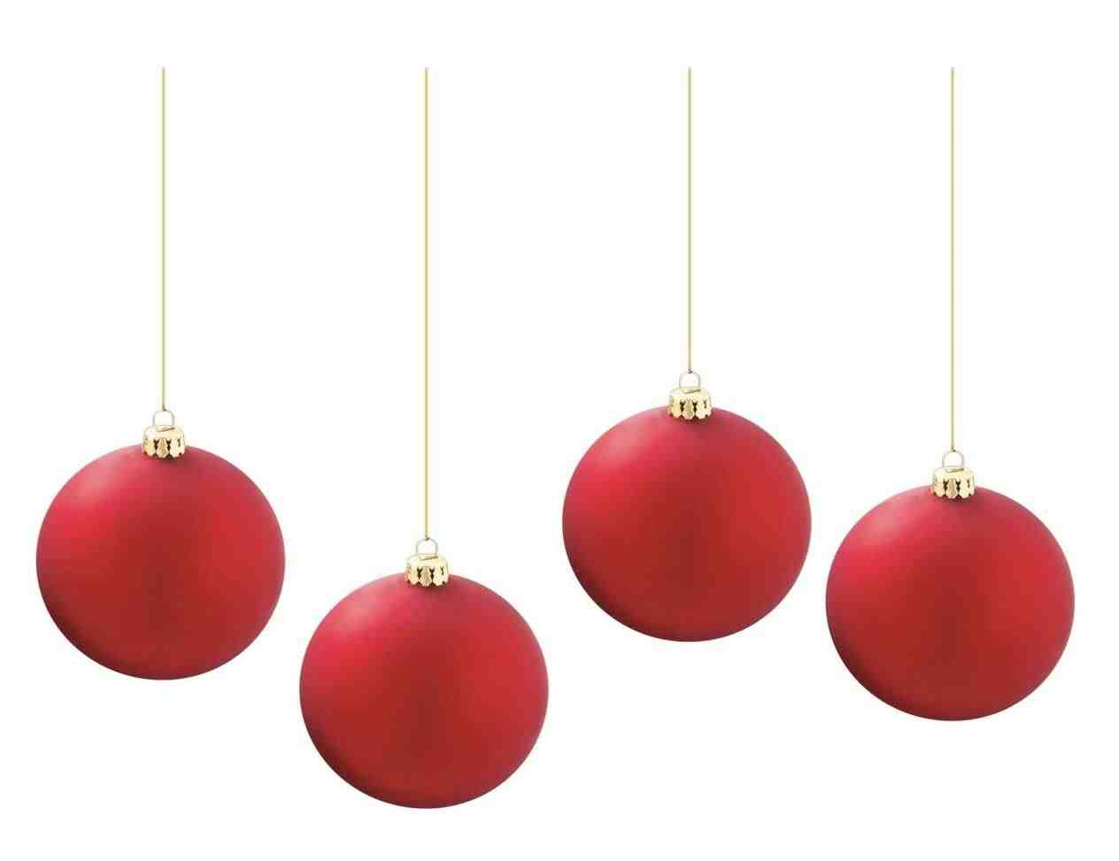 1264x973 Red Christmas Ornaments Clipart Cheminee.website