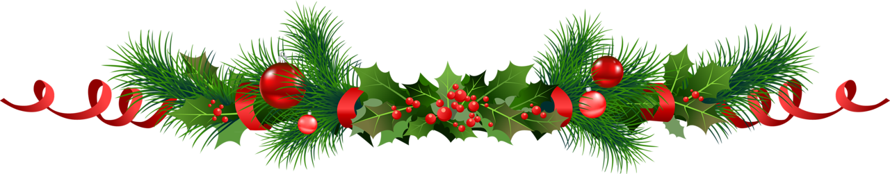 Christmas wreath border. Free clipart download best