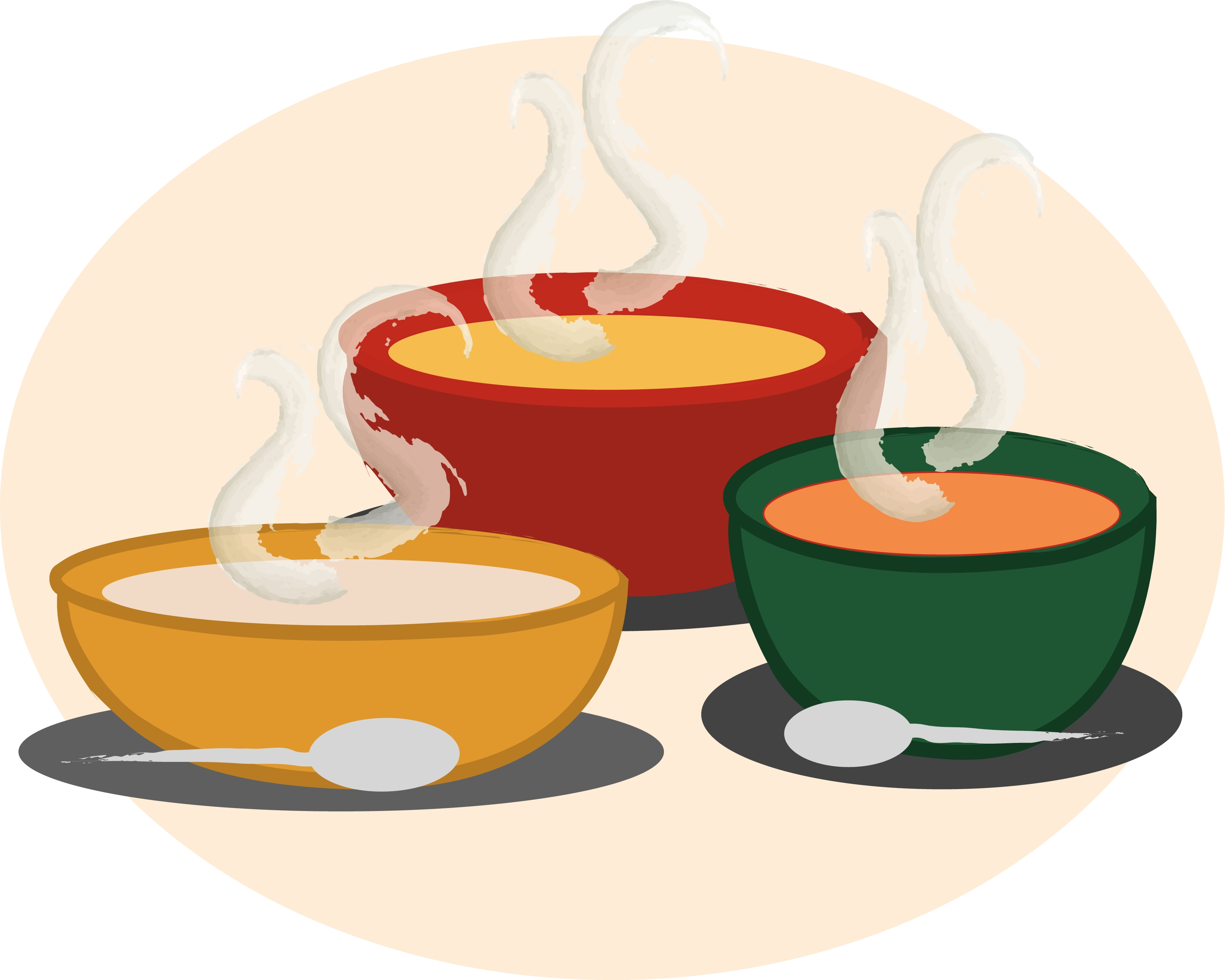 3300x2633 Soup Clip Art Many Interesting Cliparts