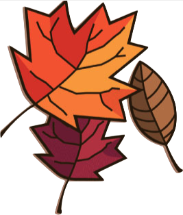 267x314 Fall Leaves Clipart