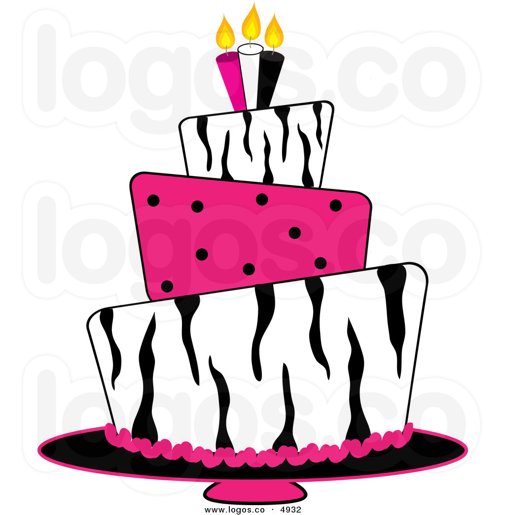1024x1044 Colouful Clipart Birthday Cake