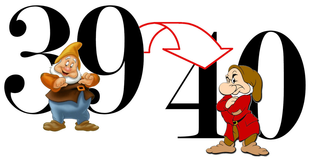1280x674 40th Anniversary Free Clip Art