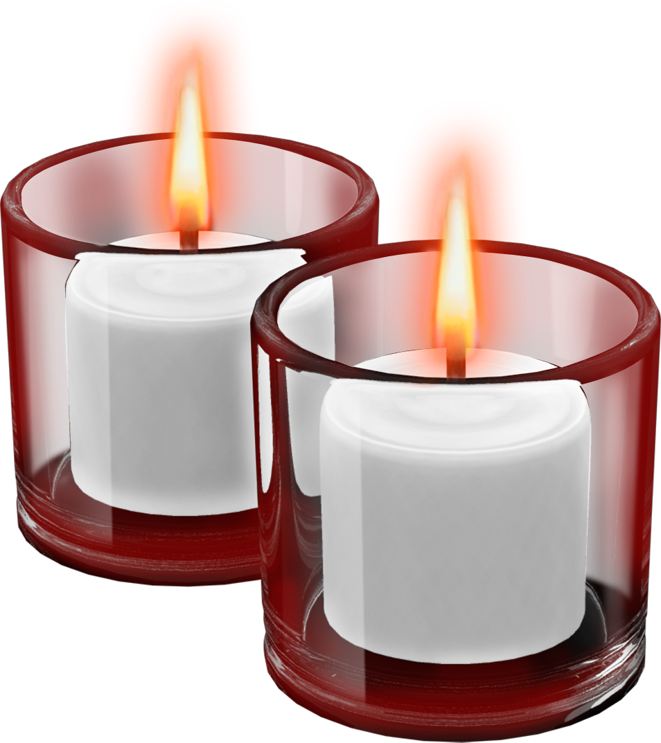 954x1073 Candles Clipart