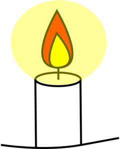 240x299 Pic Animated Candle Christian Clip Art Free Image