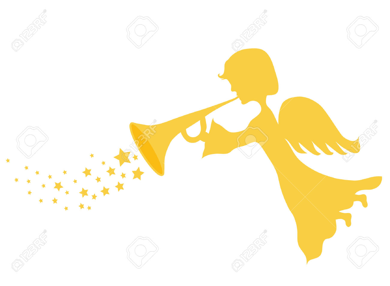 1300x953 Gold Angel Clipart, Explore Pictures