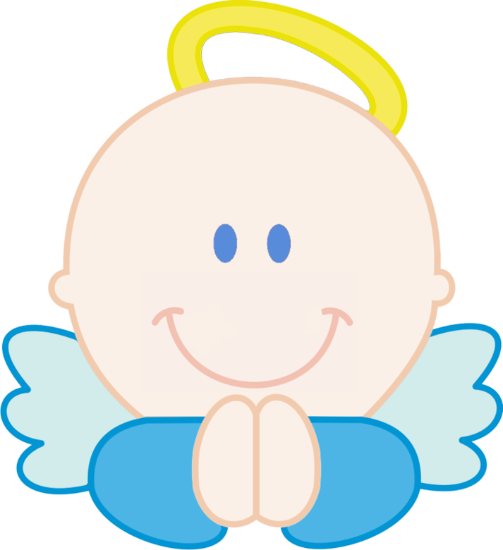 713x780 Angel Baby Clipart Free