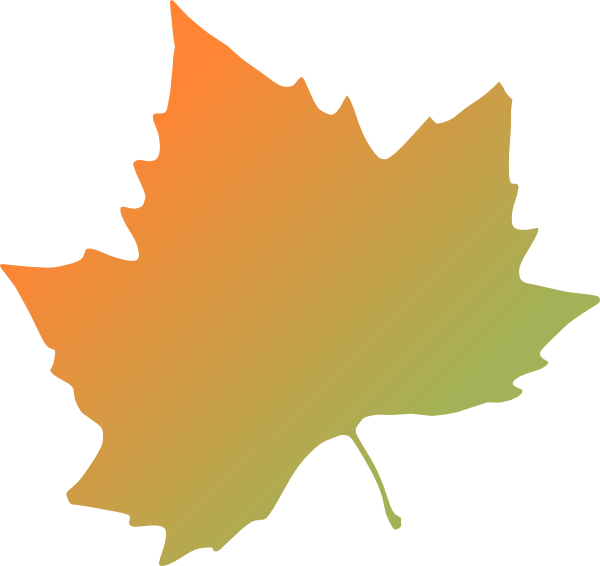 600x566 Fall Leaves Graphics