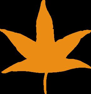 291x300 Top 80 Autumn Leaf Clip Art