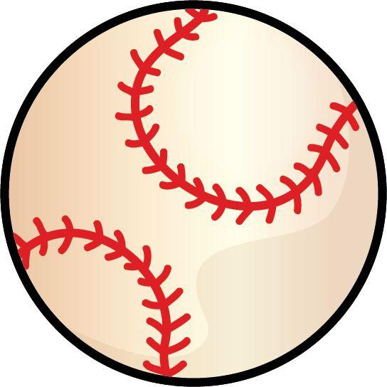 544x544 Baseball Clip Art Free Clipart 6