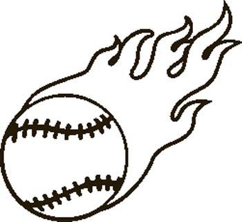 350x321 Baseball Clip Art Free Clipartcow 3