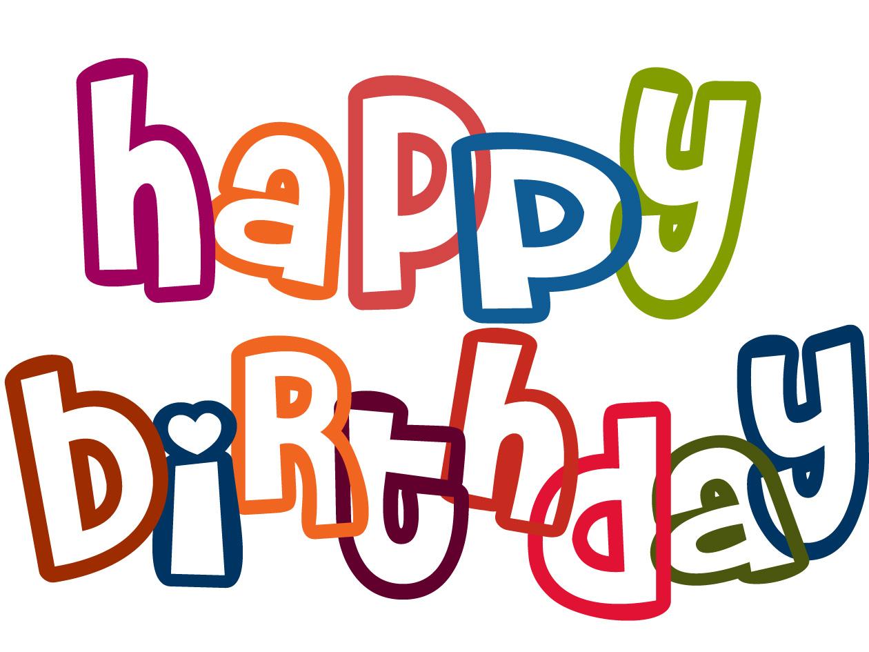 Free Clipart Birthday