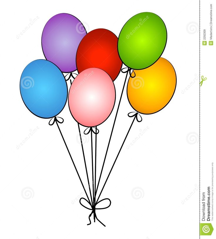 736x812 Balloon Clipart Six
