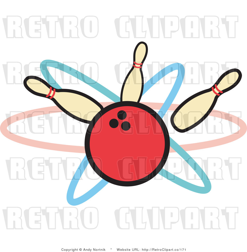 1024x1044 Clip Art Bowling Royalty Free Retro Vector By Andy Nortnik