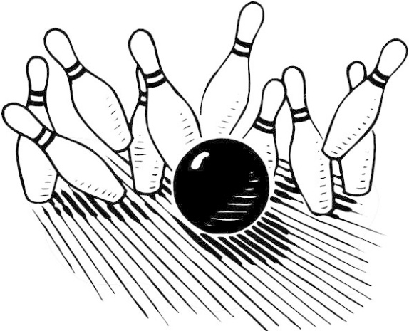 574x465 Bowling Alley Clipart 3 Bowling Clip Art Images Free For 2