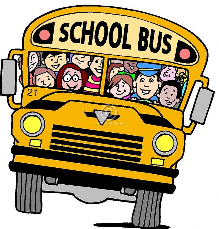 Free Clipart Bus