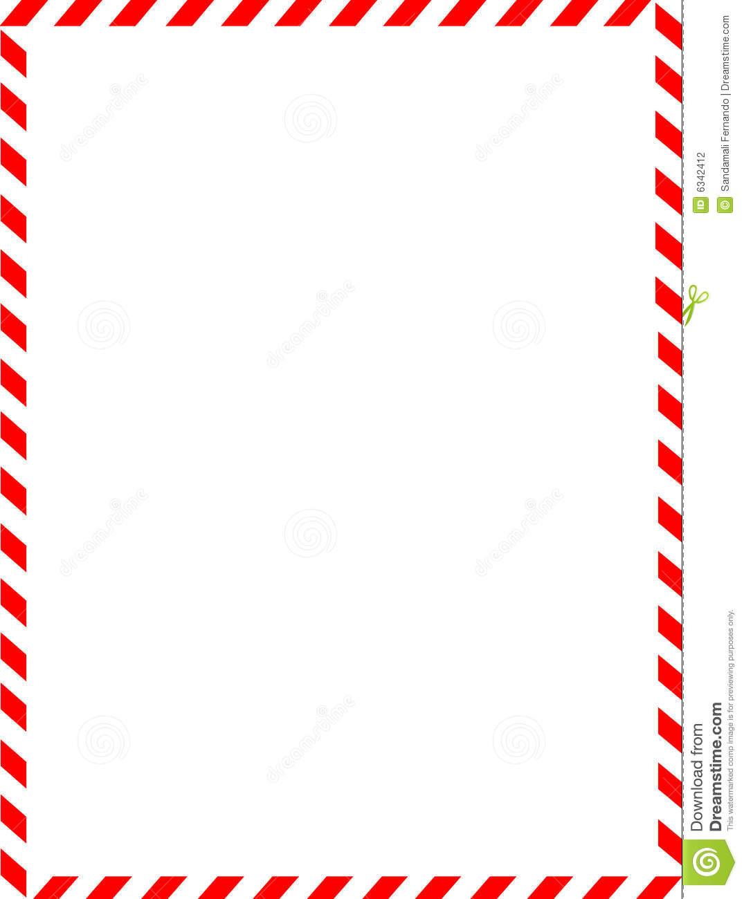 1075x1300 candy cane border clip art free - Christmas Borders Free