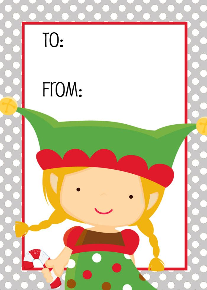 Free Clipart Christmas Gift Tags | Free download on ClipArtMag