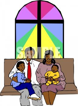 257x350 Clip Art Church Family And Friend Clipart