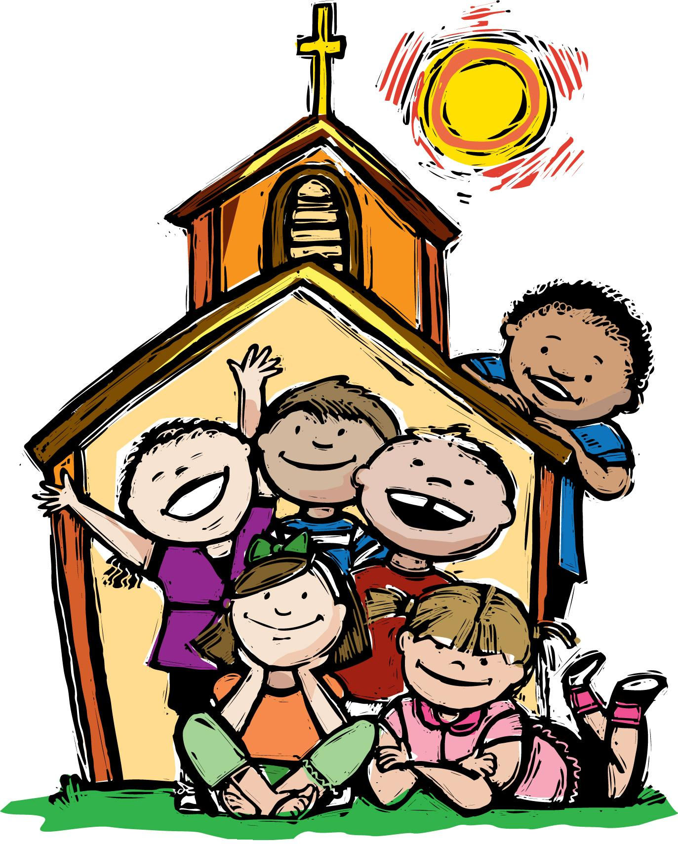 1373x1709 Sunday School Clip Art