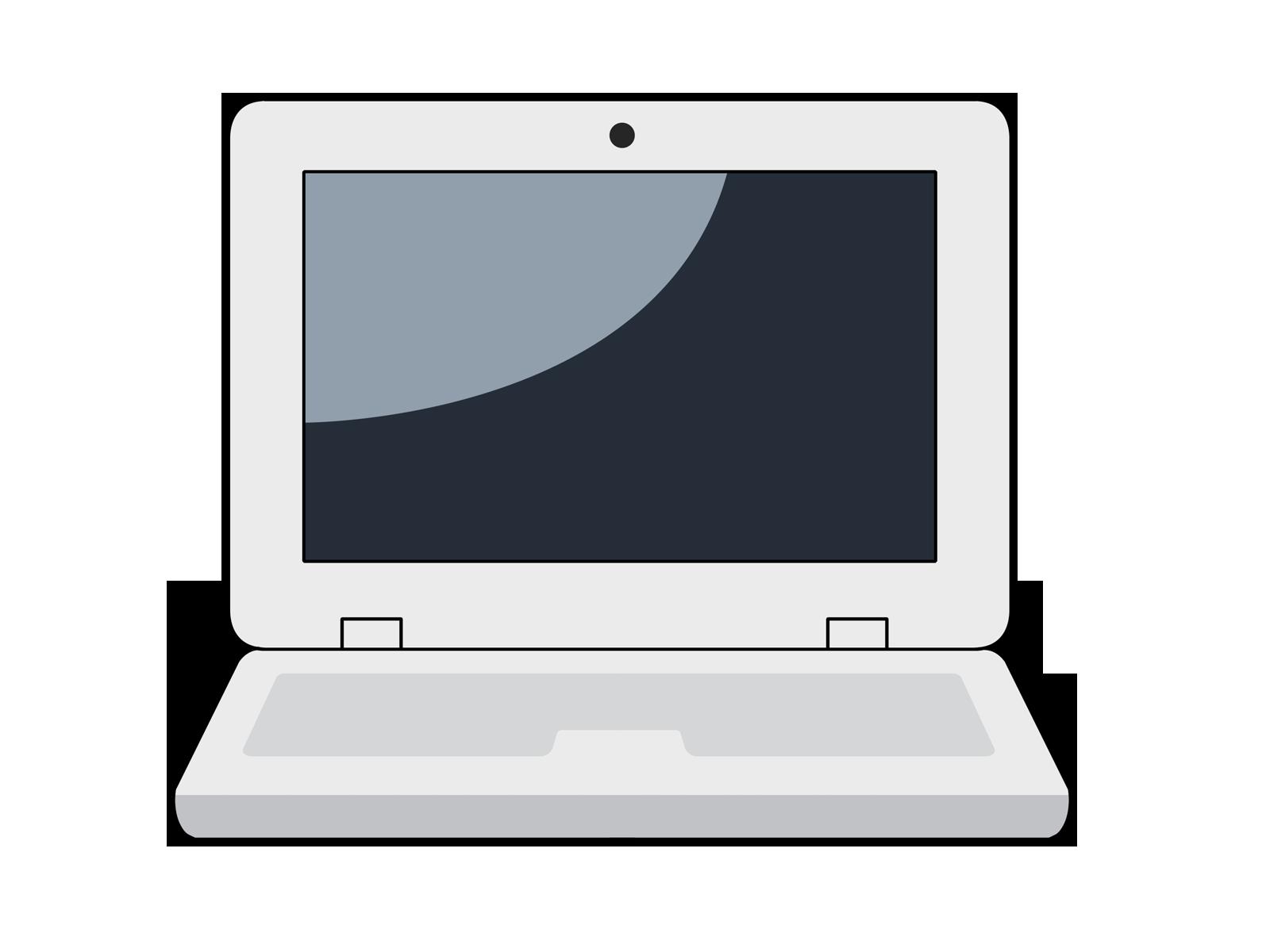 1600x1200 Laptop Clipart Computer Design