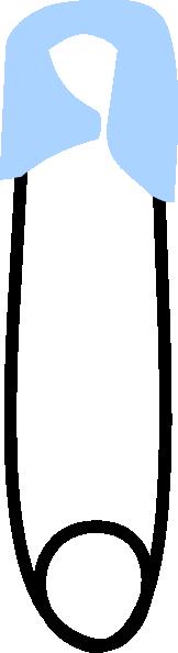 162x594 Diaper Pin Clipart