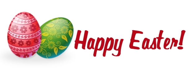 613x230 Easter Free Clip Art By Holiday Geographics