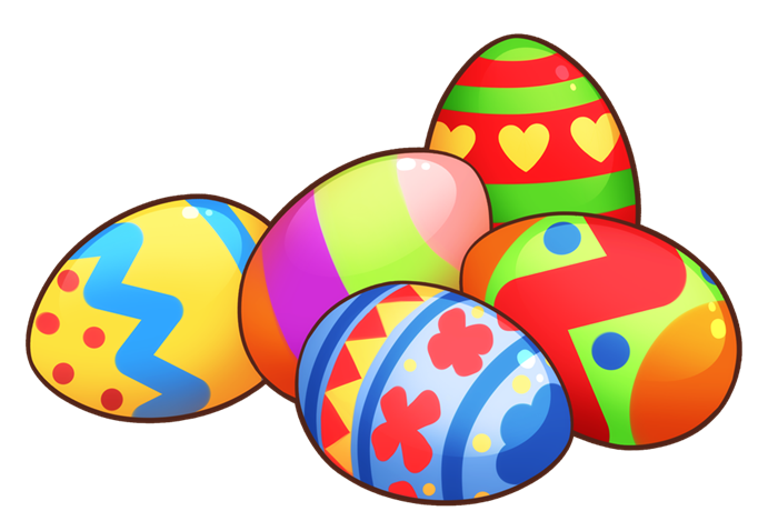 700x478 Download Easter Clip Art Free Clipart Of Easter Eggs Bunny Image