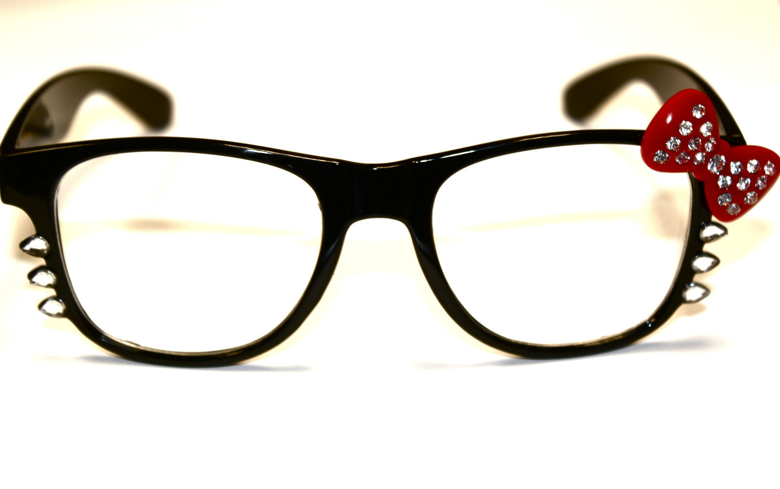 1600x1003 Geek Glasses Clipart Nerd Black With White Free