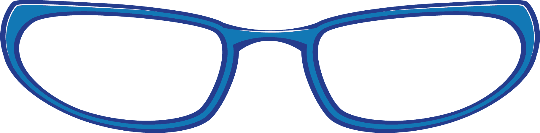 1820x450 Blue Eyes Clipart Glass Clip Art