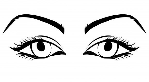 615x342 Eyes Eye Clip Art Free Clipart Image 3