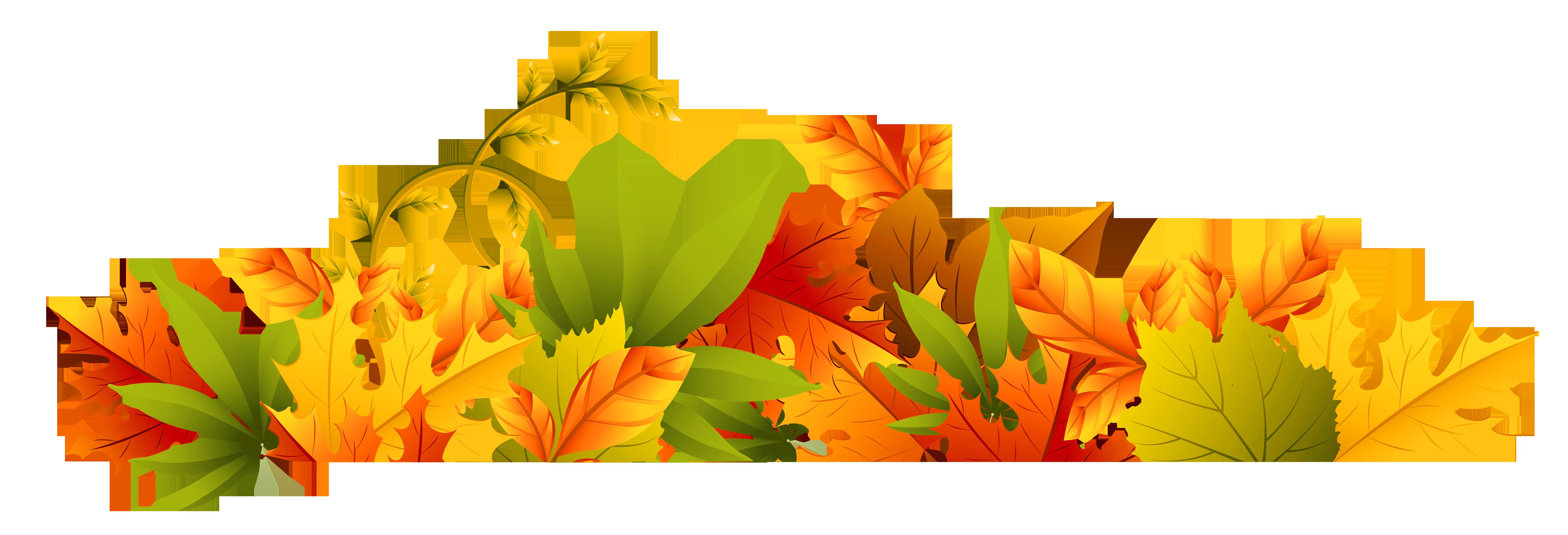 5264x1796 Fall Autumn Clip Art Free Clipart 2 Clipartcow