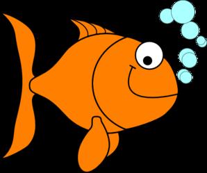 298x249 Goldfish Clip Art