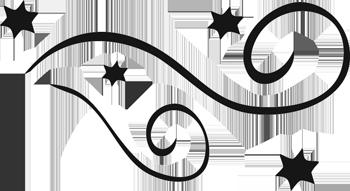 350x191 Line Clipart Swirl