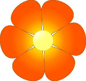 300x282 Flower 34 Clip Art