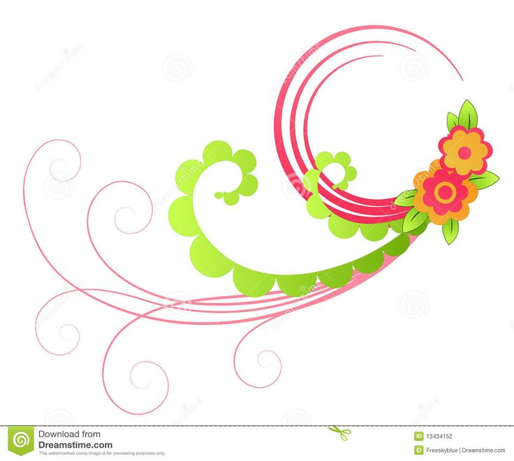 Free Clipart Flowers And Vines