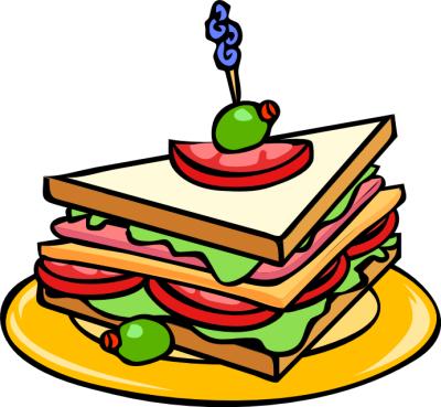 400x369 Free Clipart Food