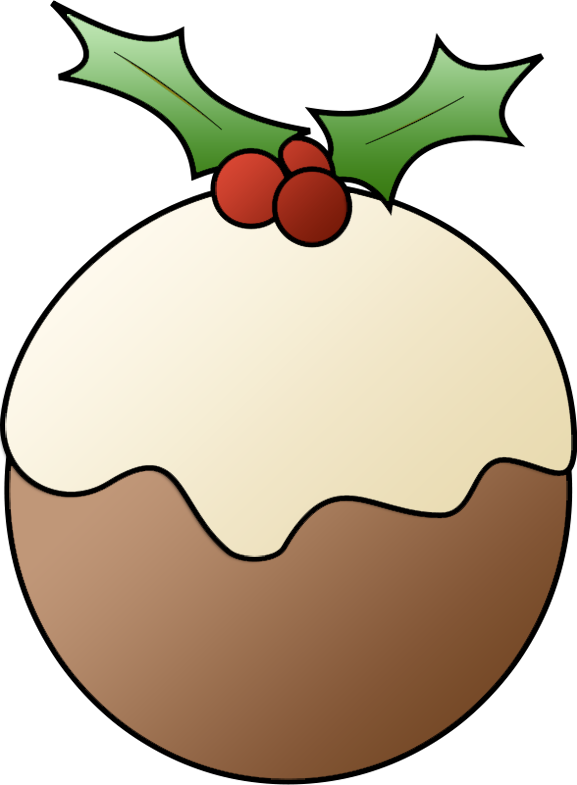 577x785 Free To Use Amp Public Domain Christmas Pudding Clip Art
