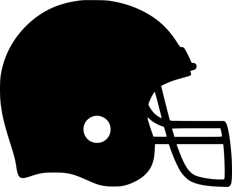 980x790 Football Helmet Svg Png Icon Free Download ( 531796