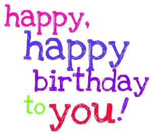300x265 Free Birthday Disney Birthday Clip Art Free Clipart Images