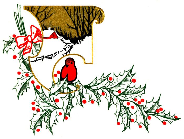 700x532 Christmas clip art printables free
