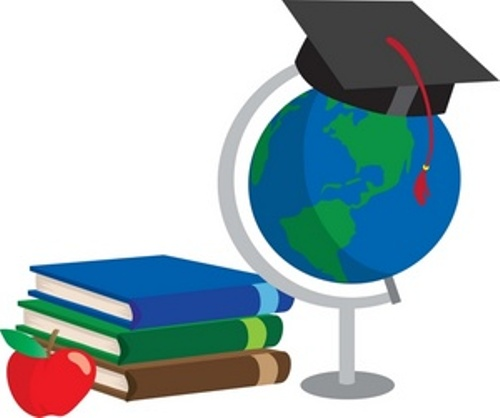 500x418 Free Education Clipart Image