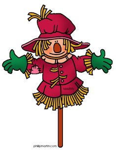 236x315 Scarecrow Clipart Free Fall