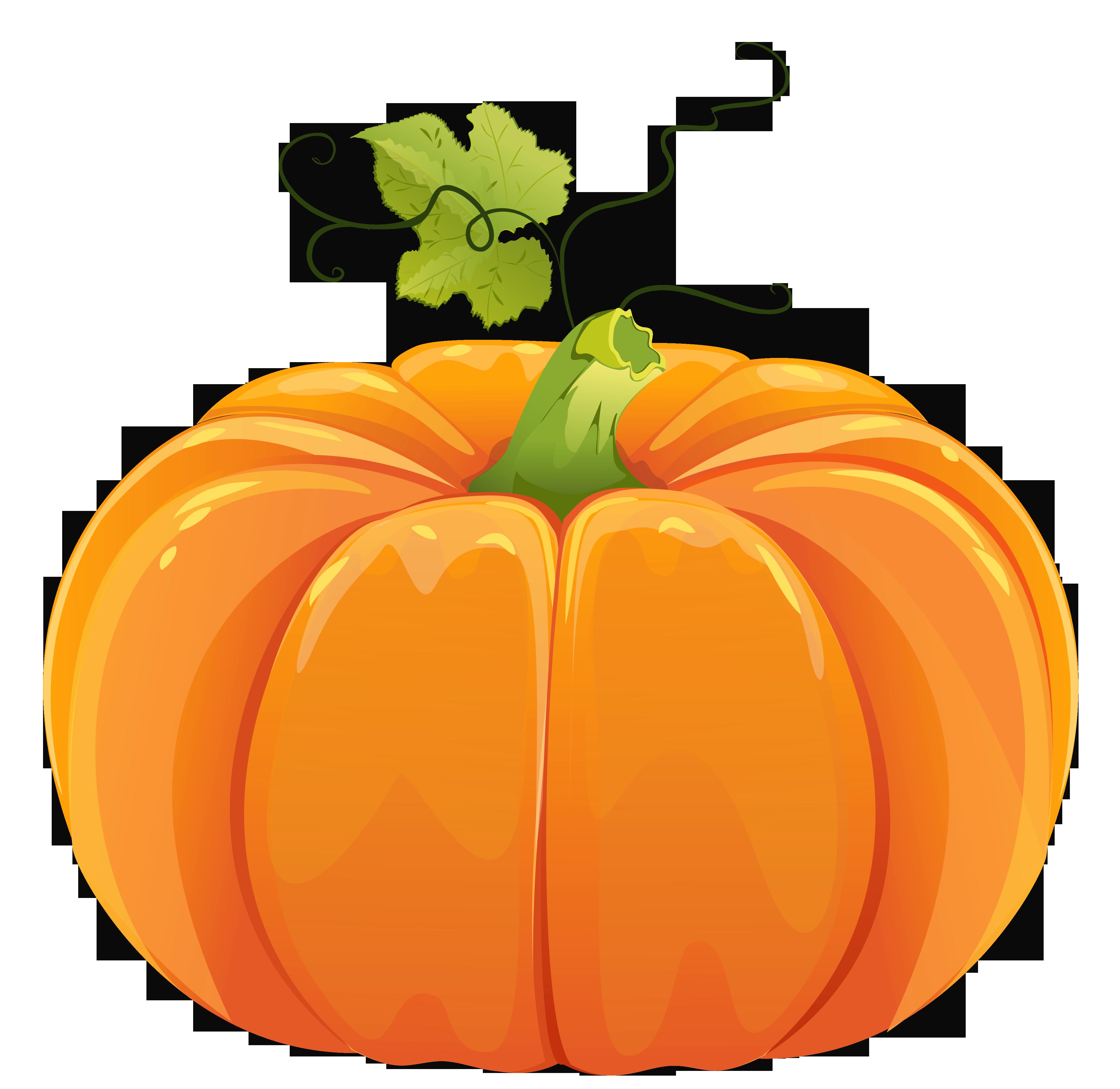 4268x4150 Autumn Pumpkin Clipart
