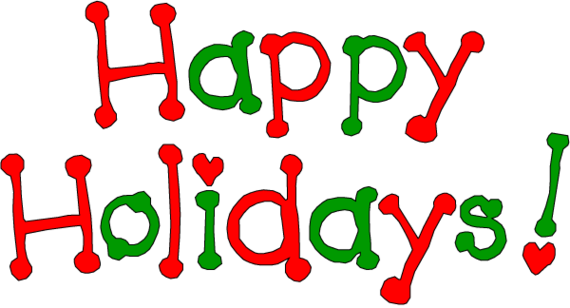 Collection Of Happy Holidays Clipart Free Download Best Happy