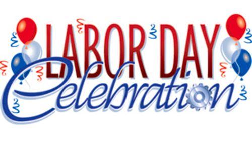 500x281 Free Clipart Happy Labor Day
